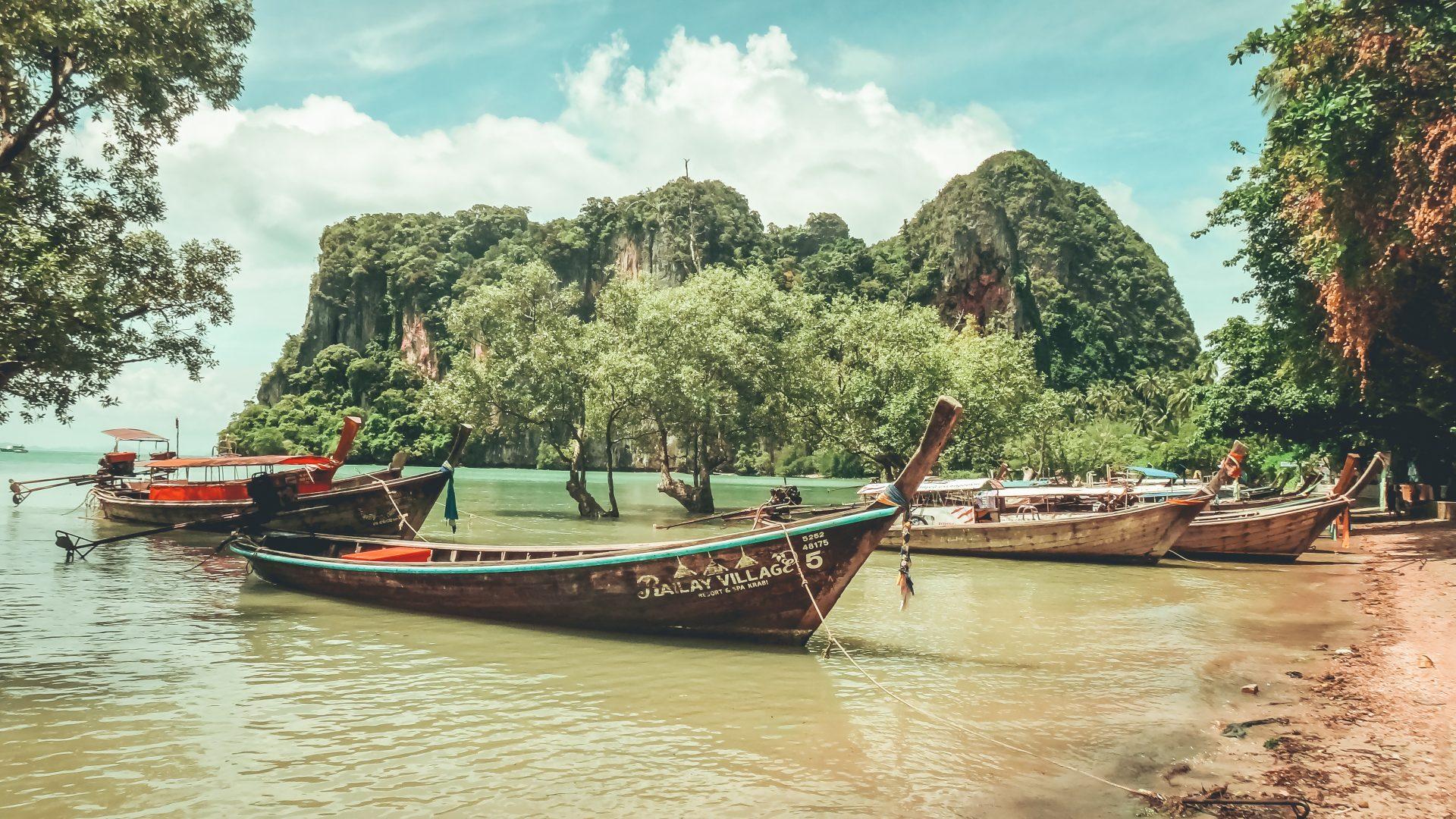 Qué ver y qué hacer en Tailandia en 30 días