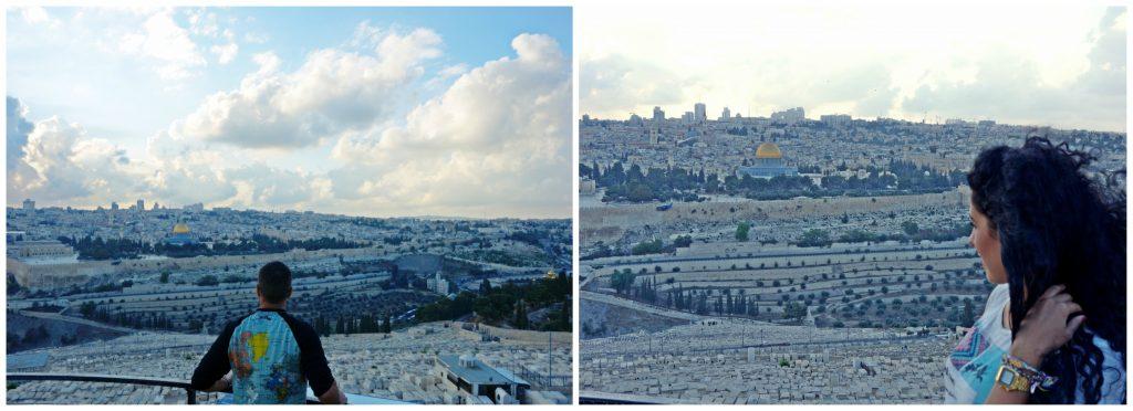 Tumbas de los judíos. Conocer Jerusalén