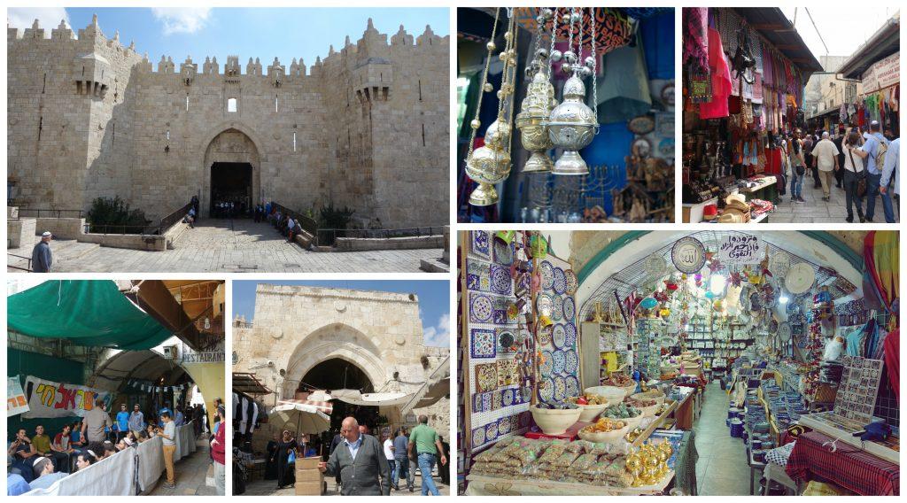 Ciudad viejas de Jerusalén. Conocer Jerusalen