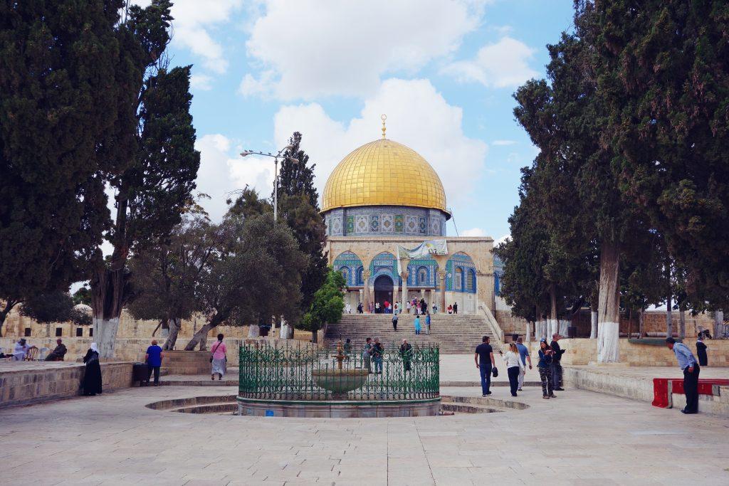 Domo de La Roca. Conocer Jerusalén