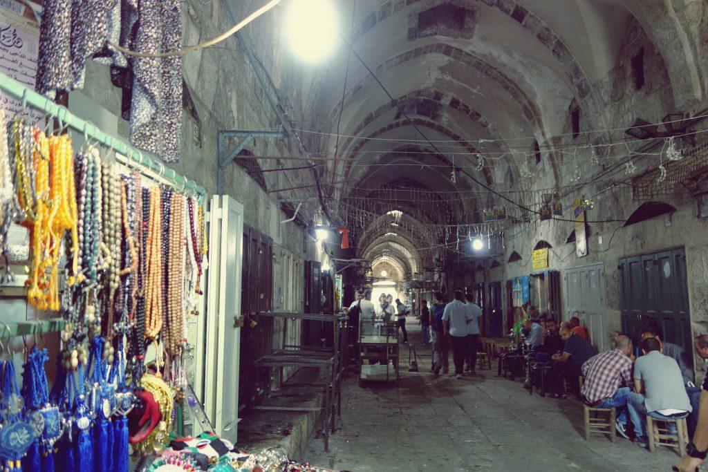 Callejones de la Ciudad vieja. Conocer Jerusalén