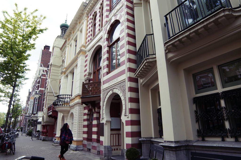 siete casas para siete países. Que hacer en Amsterdam