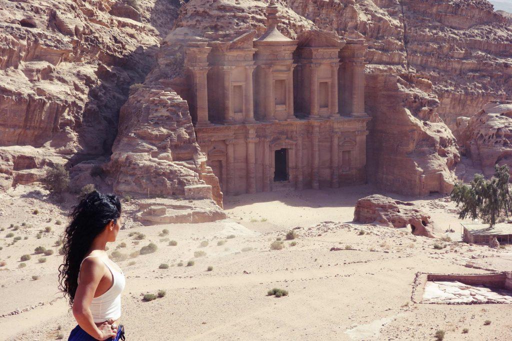 El monasterio. Que hacer en Jordania