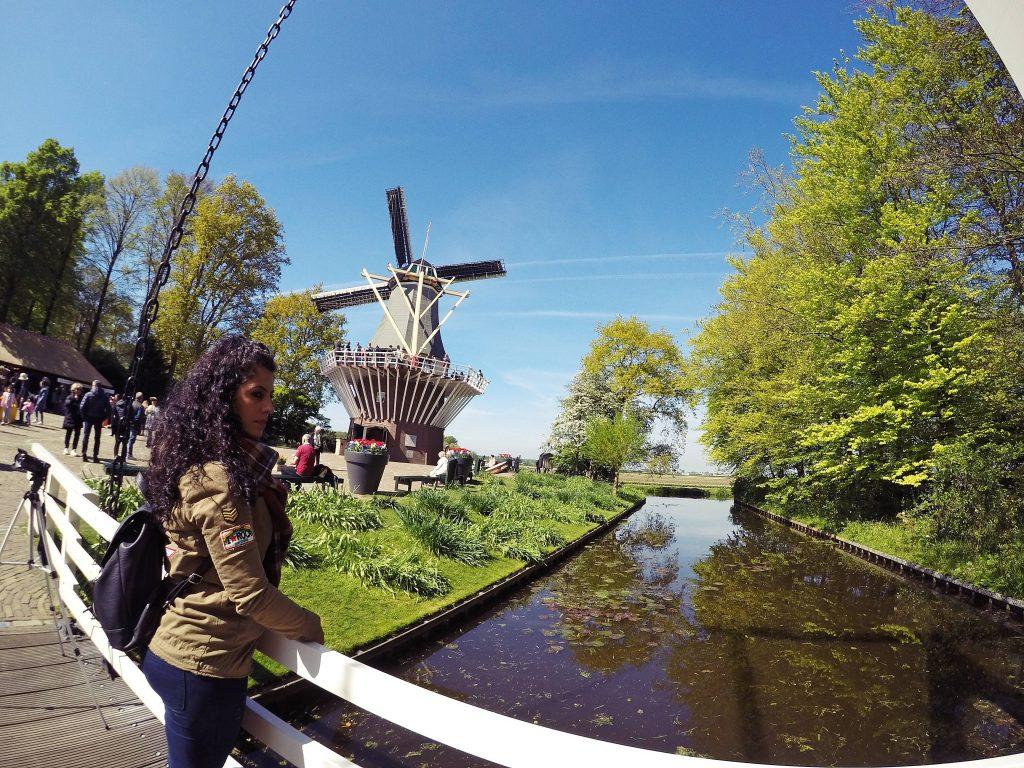 Telipanes de Keukenhof y Haarlem