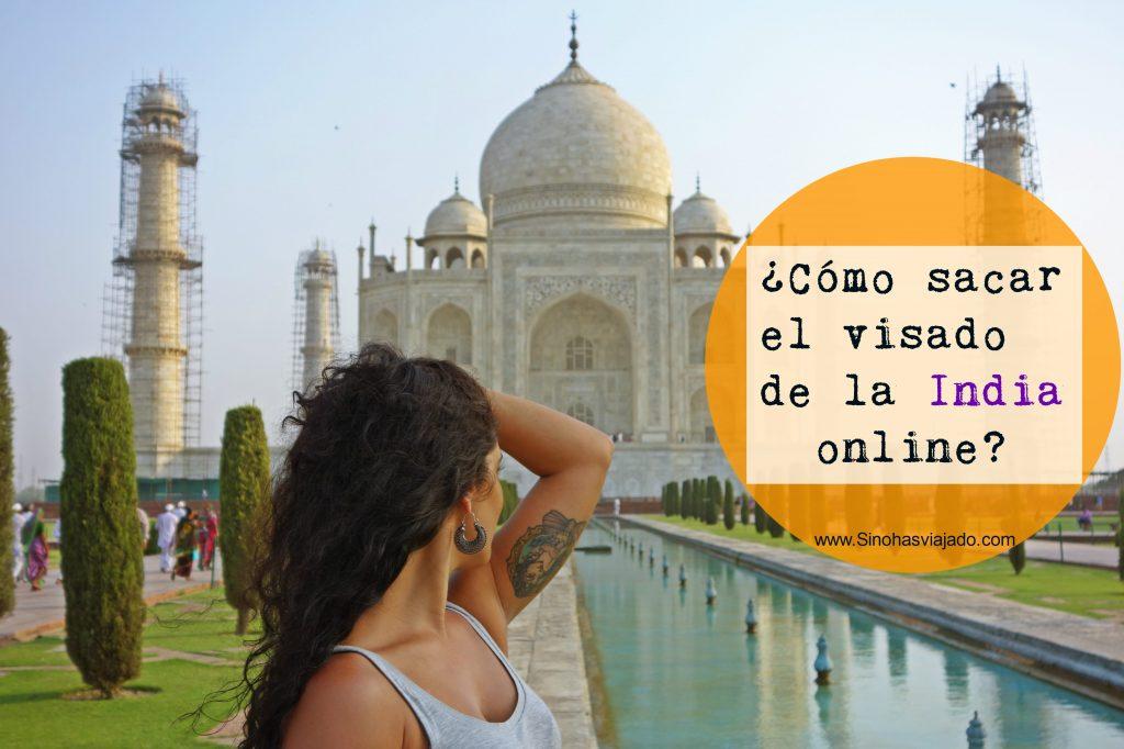 Sacarte el visado de la india online