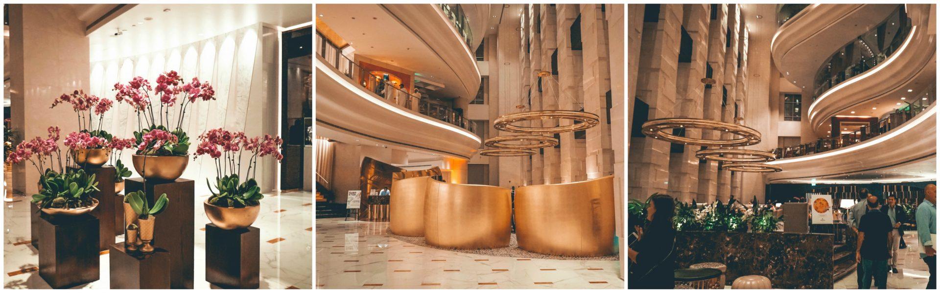 Shangri-La con las mejores vistas de Dubai