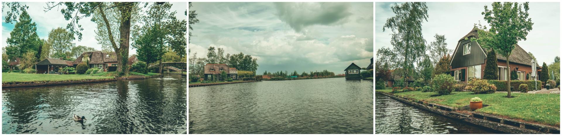 Giethroorn la Venecia de Holanda y Utrecht