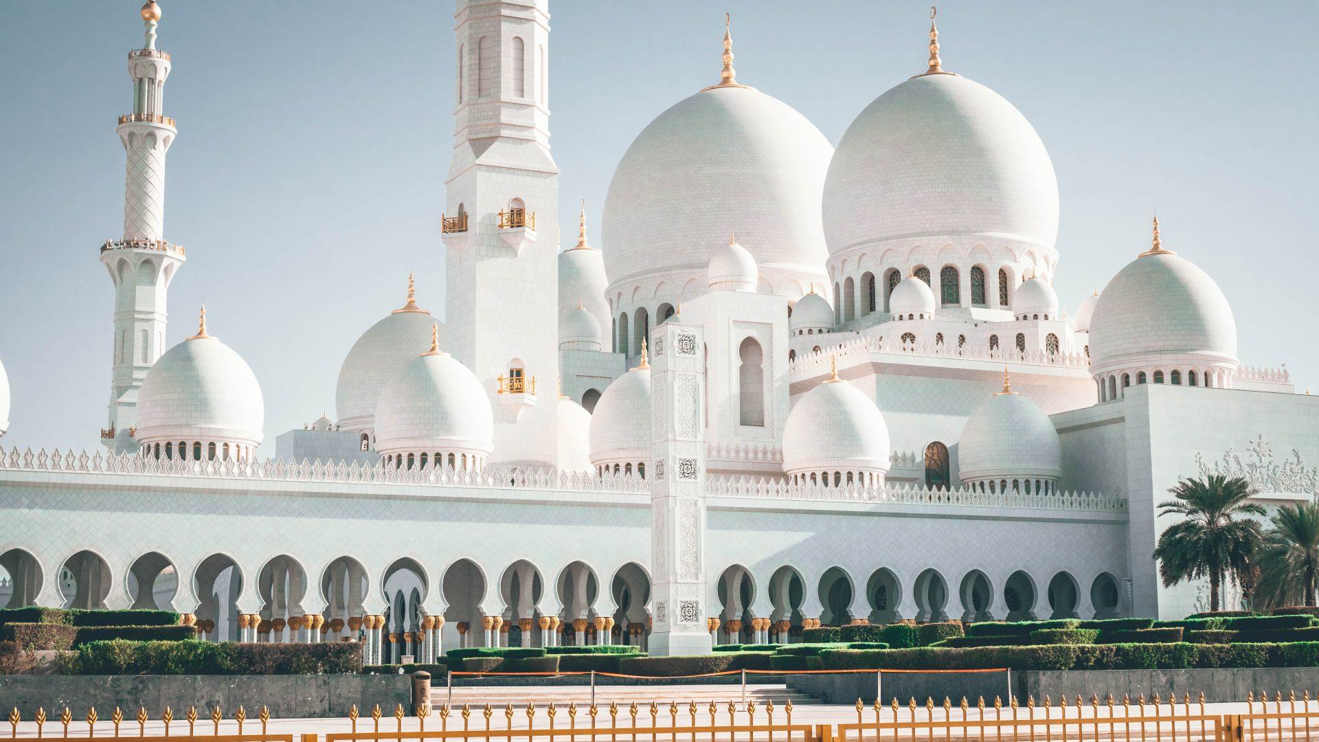 Excursión a la Mezquita de Sheikh Zayed en Abu Dhabi
