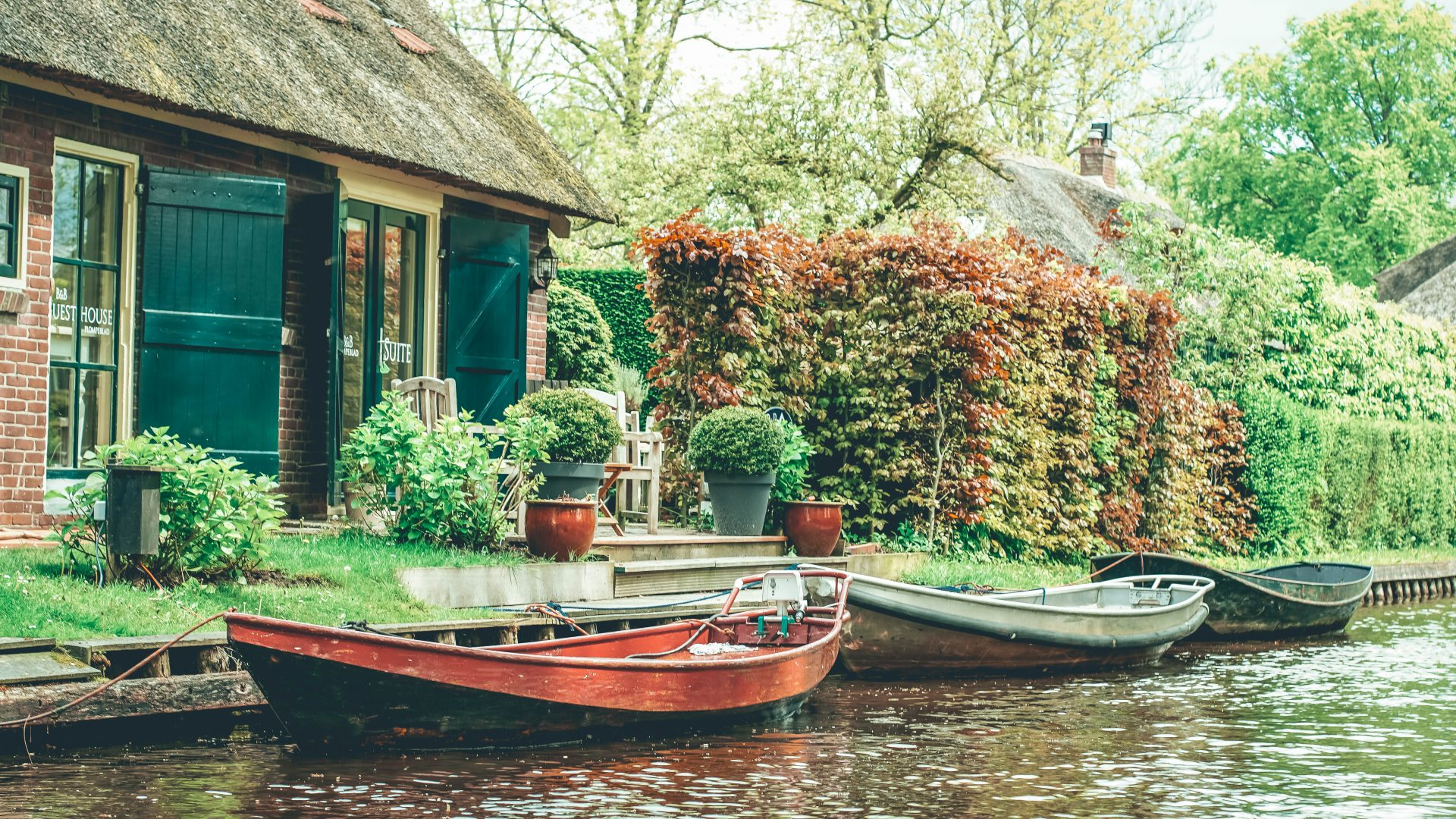 Cómo llegar a Giethroorn desde Amsterdam
