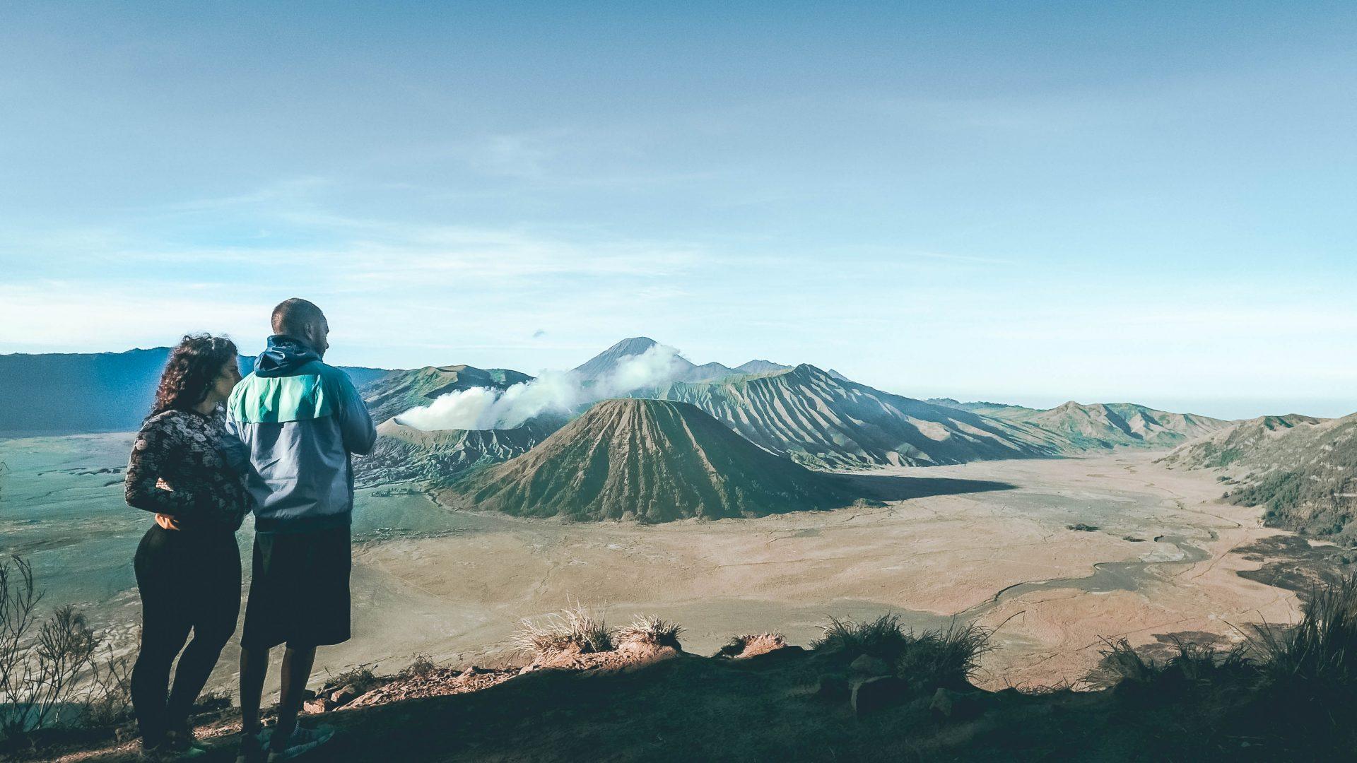 visitar el Volcán Bromo por libre