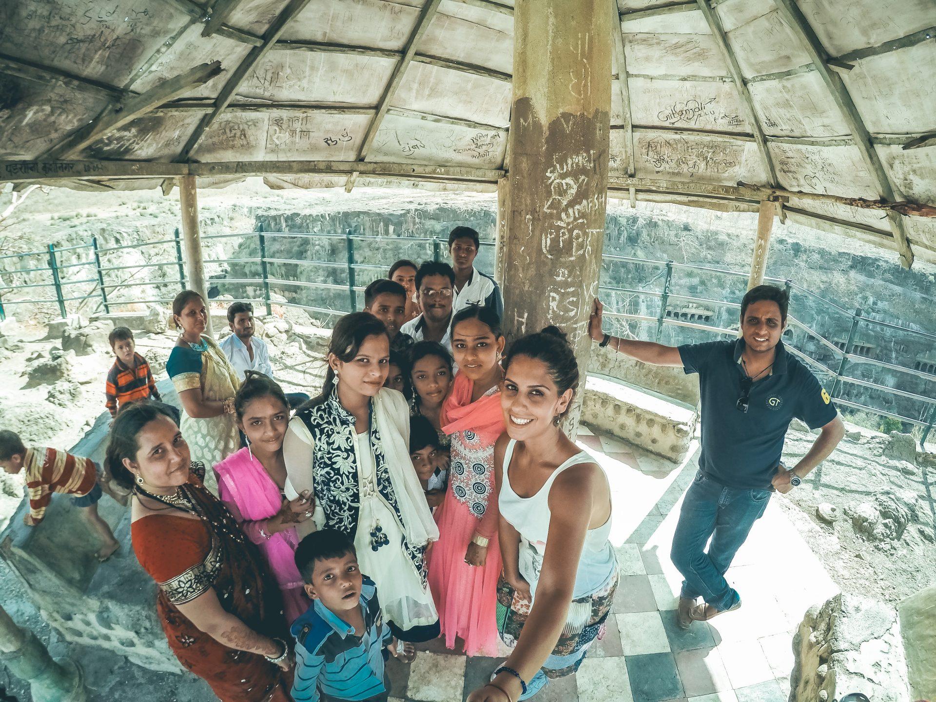 Mi experiencia en la India