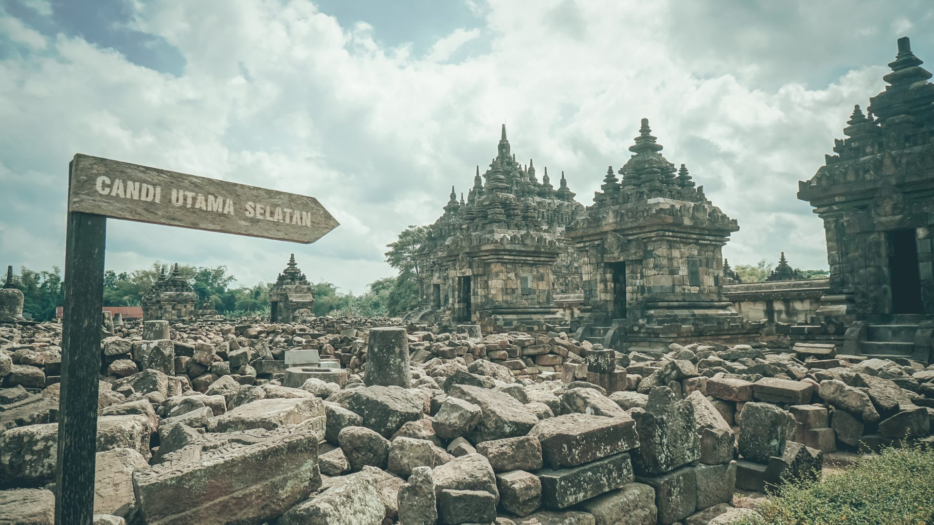 Prambanan y los templos cercanos