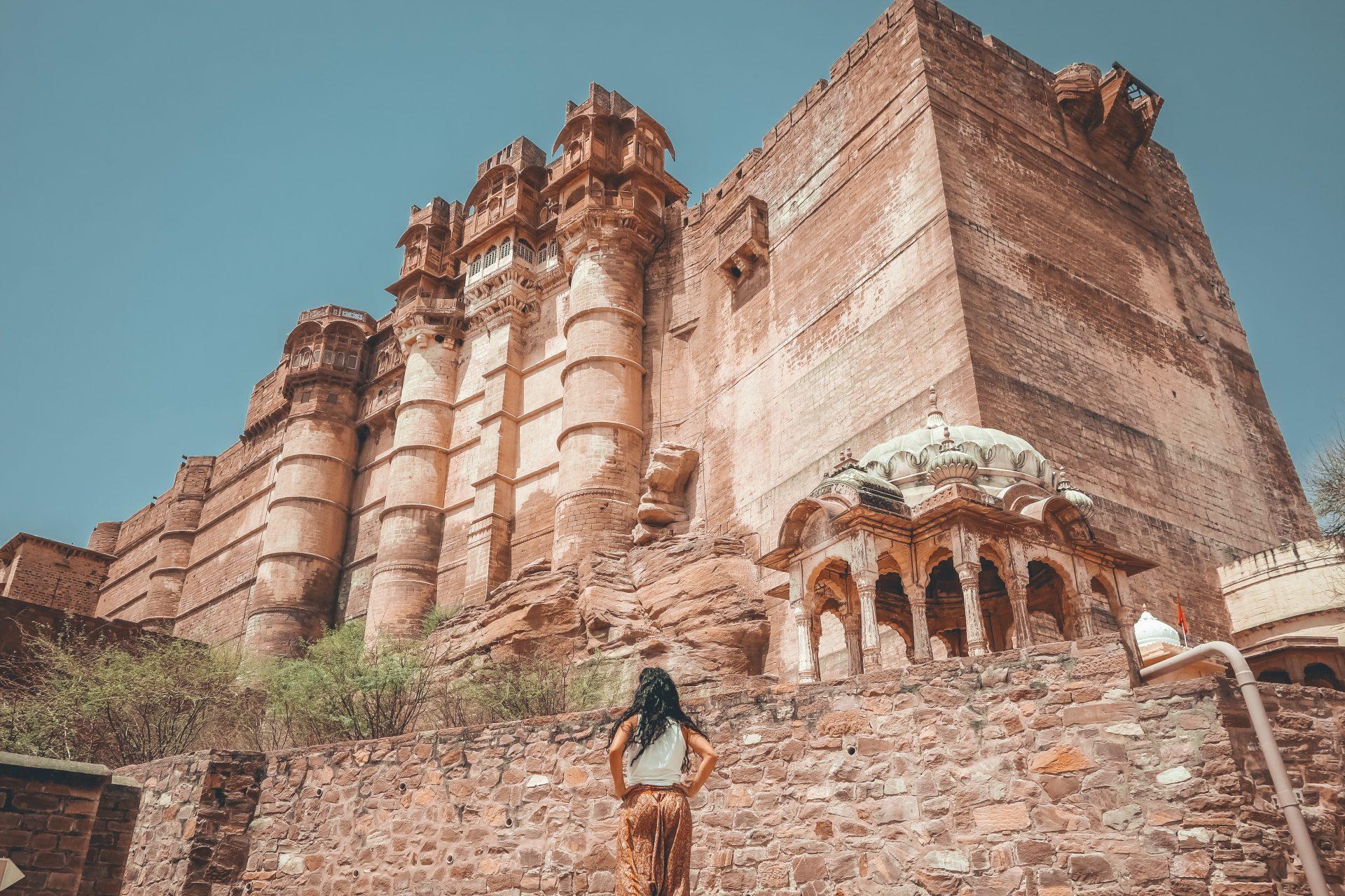 Jodhpur, la ciudad azul de la India
