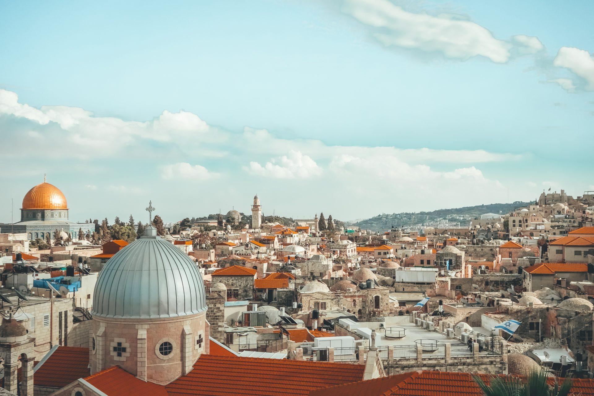 Lugares que ver en Jerusalén