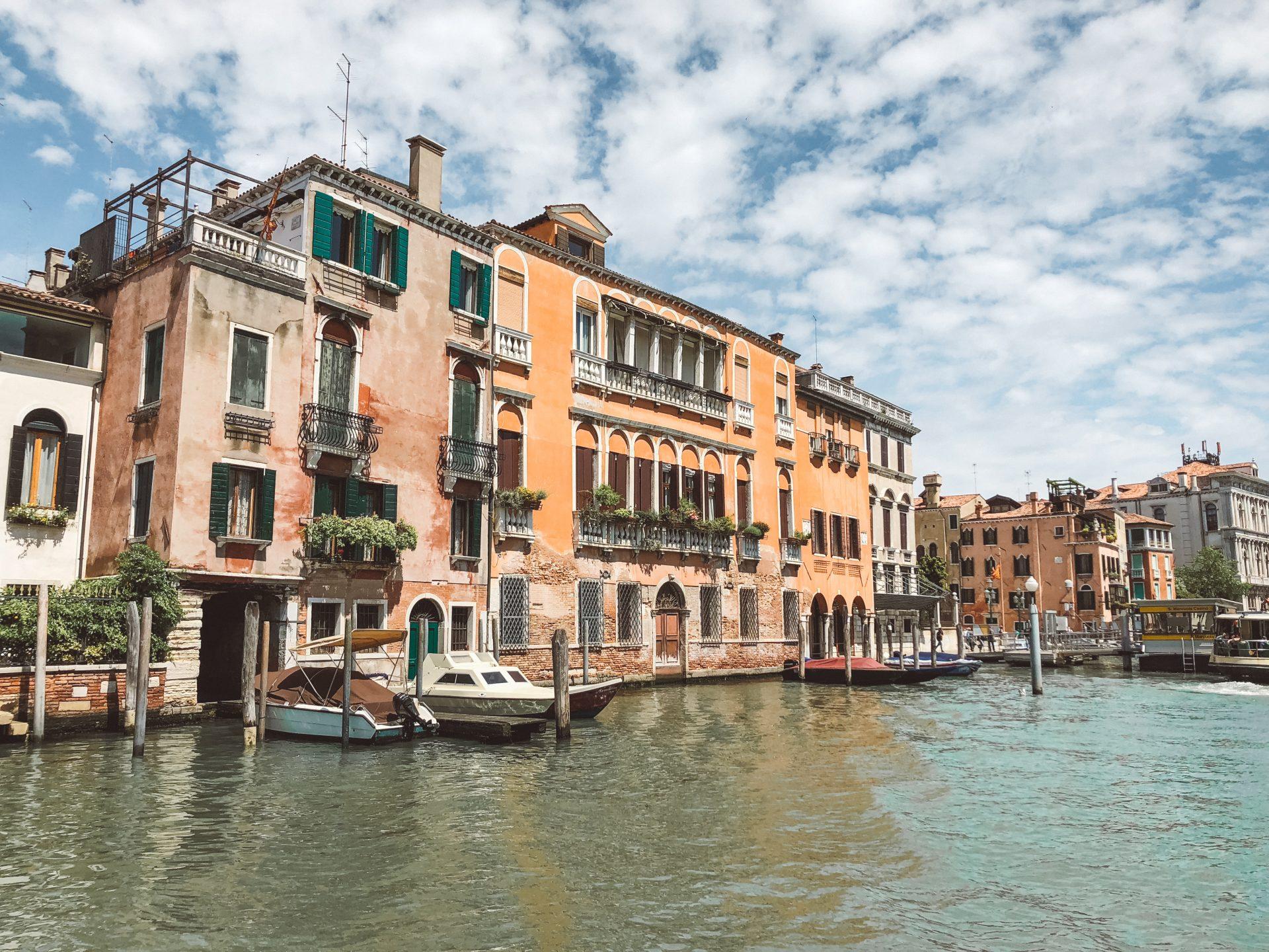 Qué ver en los barrios de Venecia