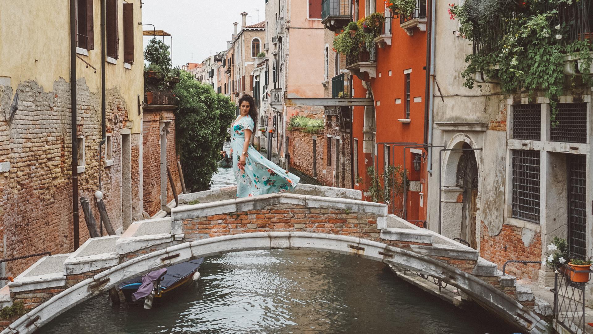 Cannaregio y el gueto judío de Venecia
