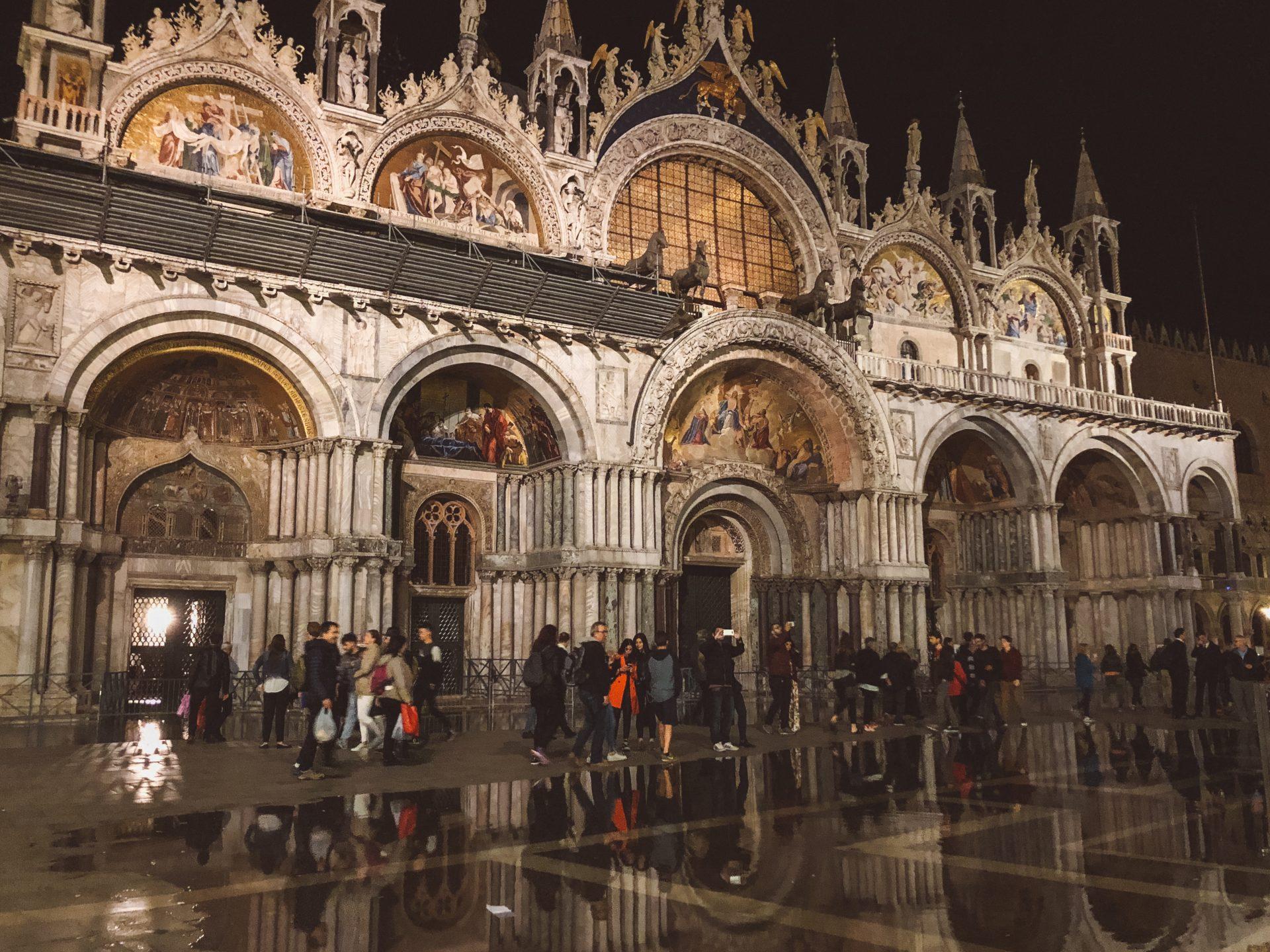 Visitar la Basílica Santa Maria della Salute