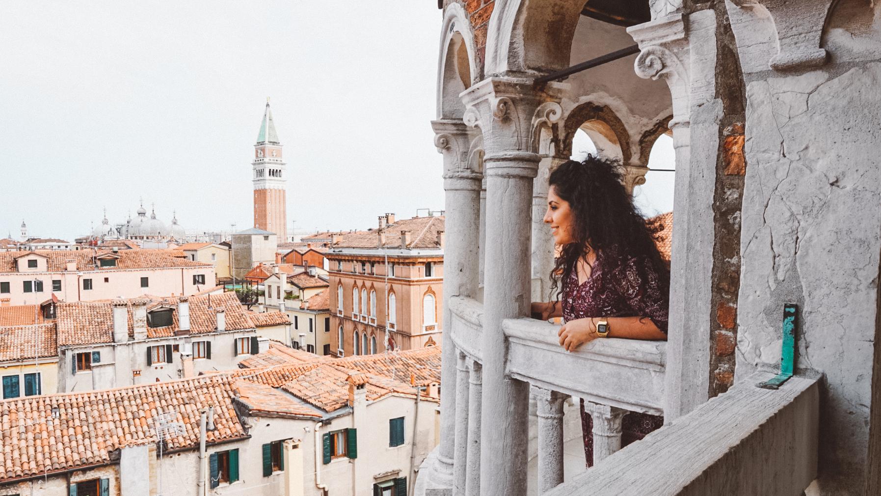 Presupuesto para viajar a Venecia en 5 días