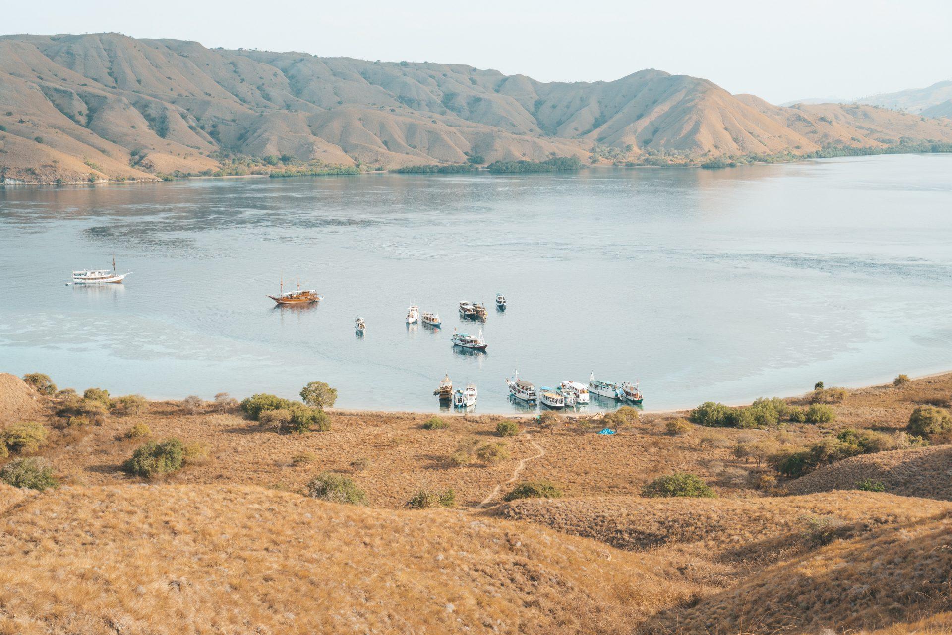 Excursión en barco a Komodo en 3 días