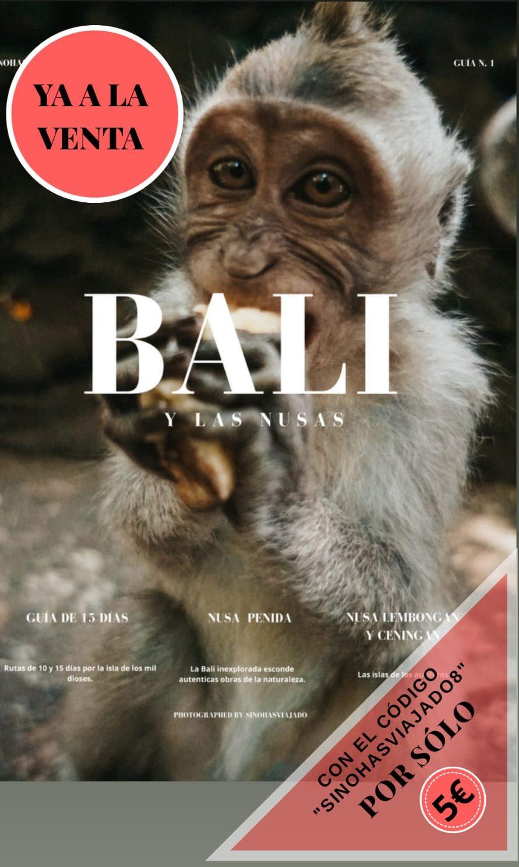 Bali en 10 días y 15 días