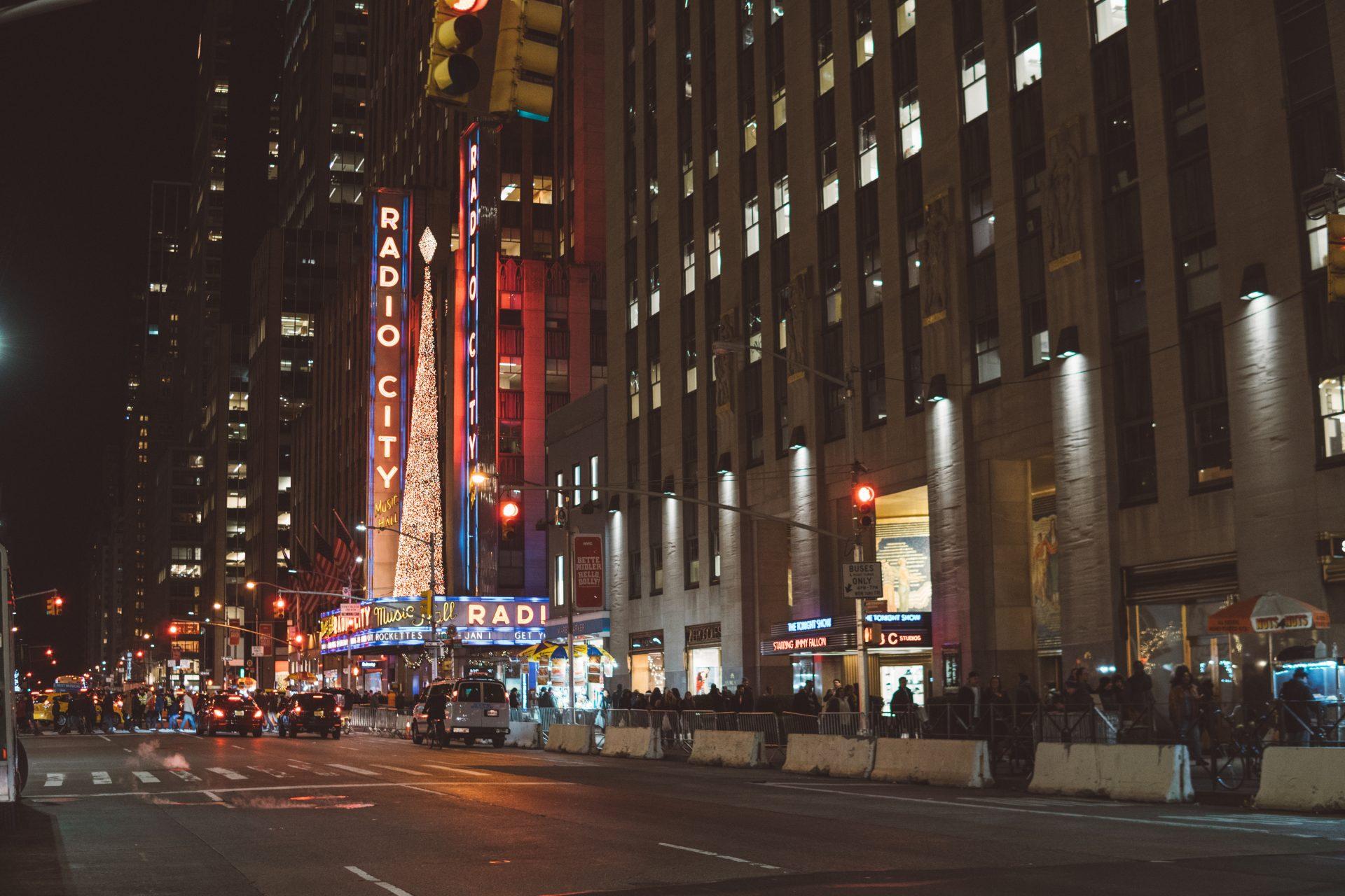 Que hacer en Nueva York en navidad