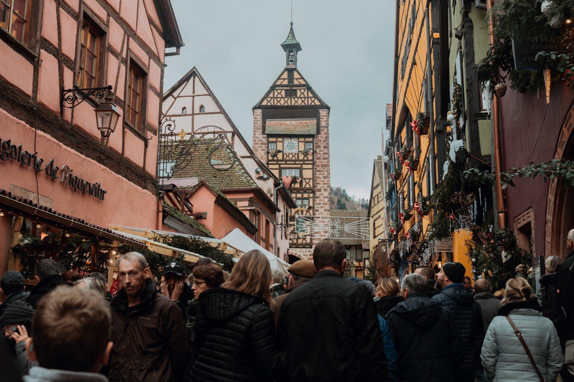 Qué ver en Alsacia en navidad en 5 días
