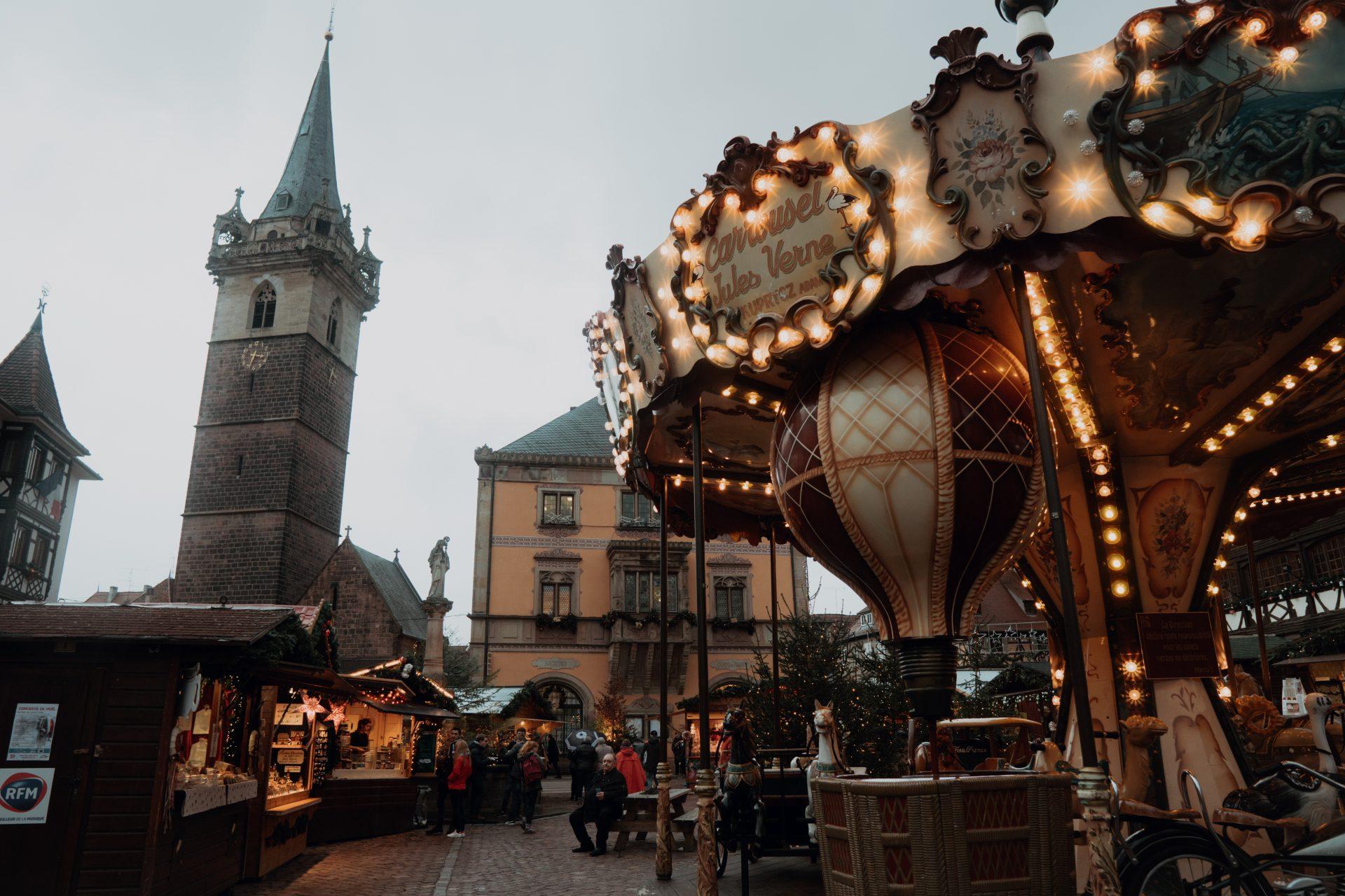 Qué hacer en Alsacia en navidad en 5 días