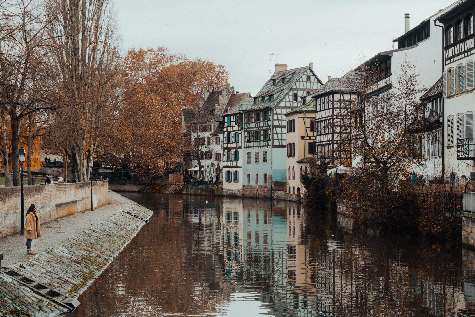 Ruta por Alsacia en navidad en 5 días