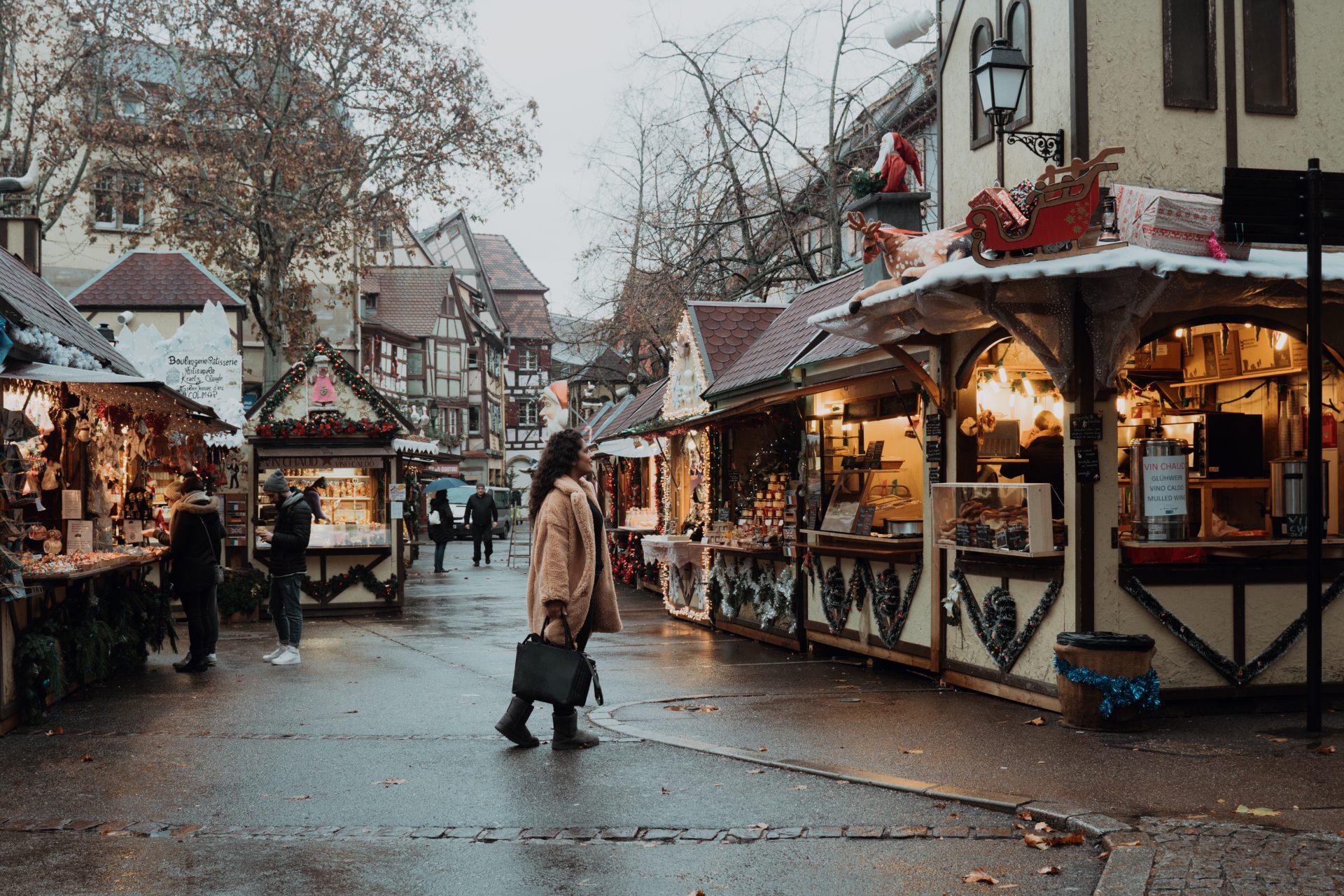 Viaje a Alsacia en navidad en 5 días