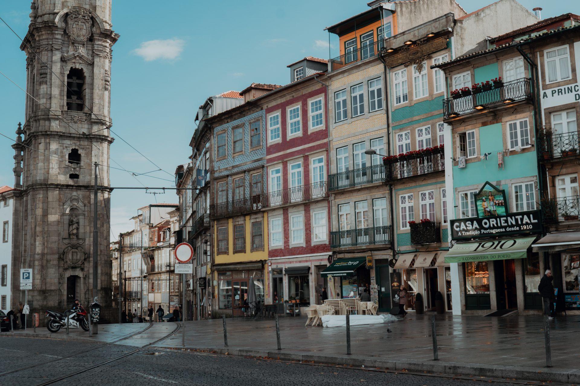Ruta por Oporto en 3 días por libre