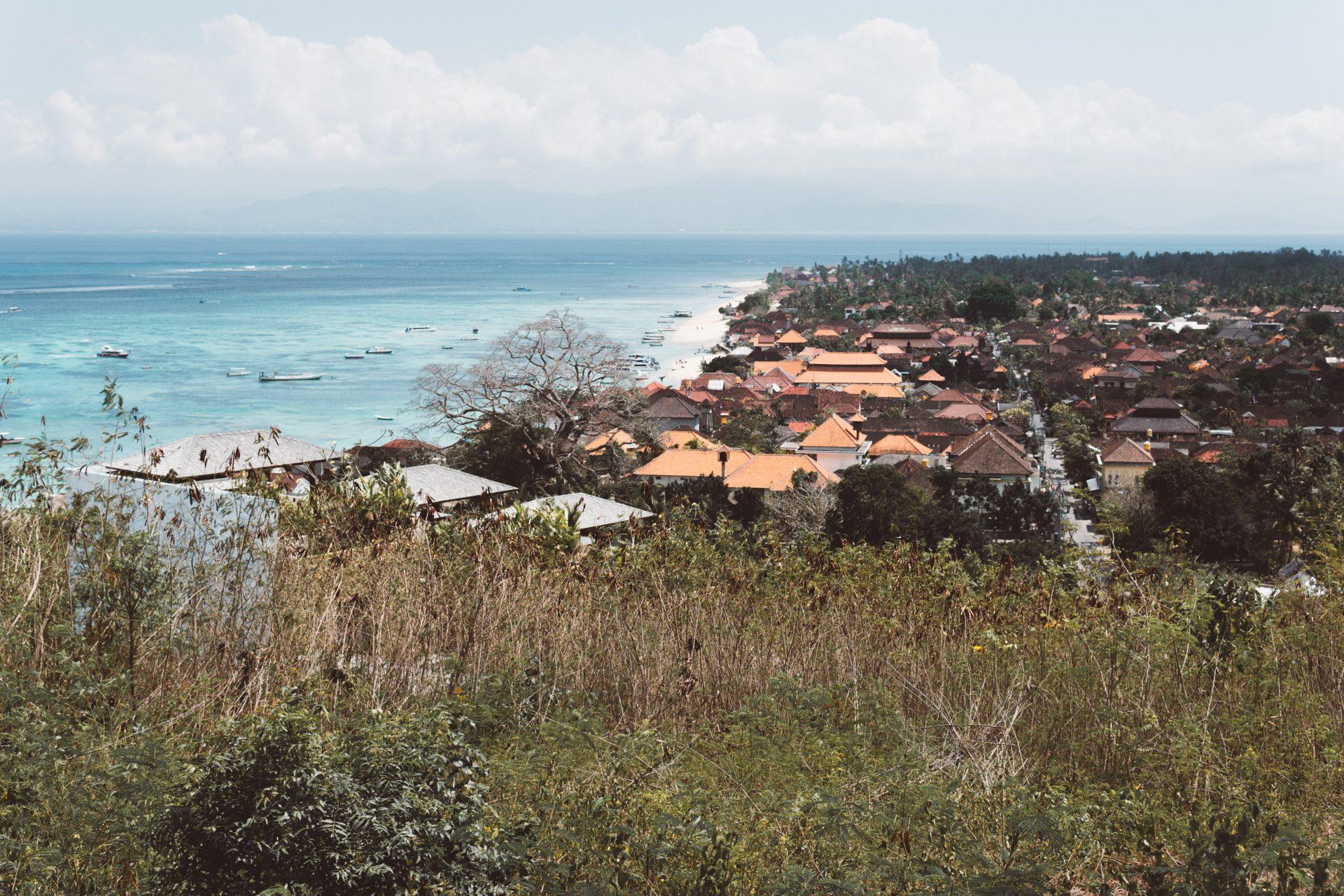 Un día en Lembongan y Ceningan