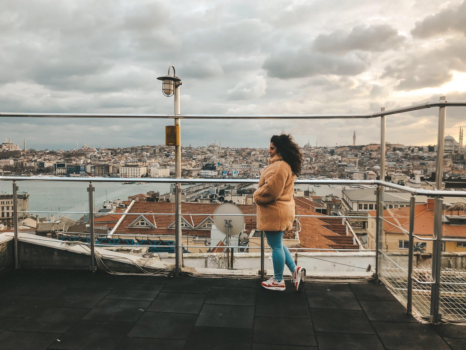 Las 7 mejores terrazas panorámicas de Estambul