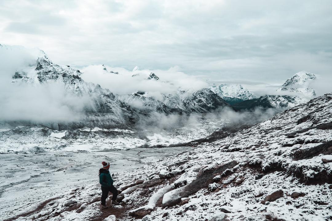 trekking campo base everest por libre