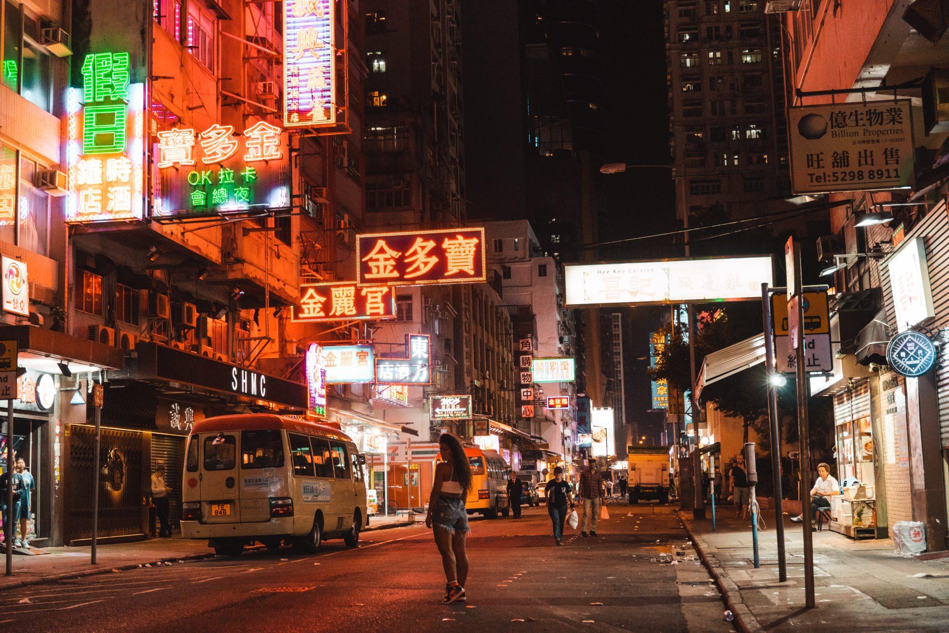 Qué hacer Hong Kong 7 días